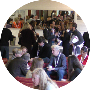 Breaktime discussions at LTF2015